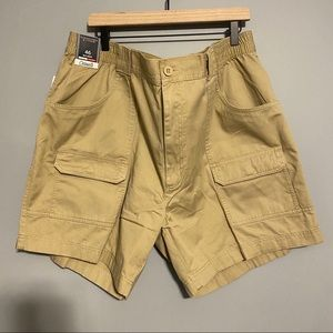 🎄ROUNDTREE AND YORKE  big and tall cargo shorts